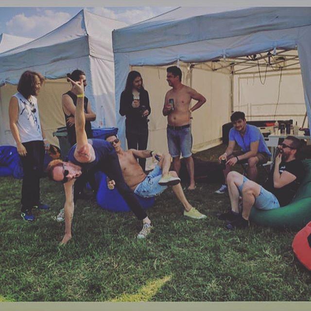 Köszi @hello_ugar, köszi @pasztorannaenekes ! Nagyon jól éreztük magunkat, hatalmas élmény volt! ❤️🌍 . Thank you @hello_ugar, thank you @pasztorannaenekes! We had a blast ❤️🌍 . . . #3rdP #ThirdPlanet #band #music #musician #musicians #rock #psych #psychedelic #progressive #festival #musicfestival #concert #show #fesztival #ugar #hellougar #supernem #mik #magyarig #instakozosseg