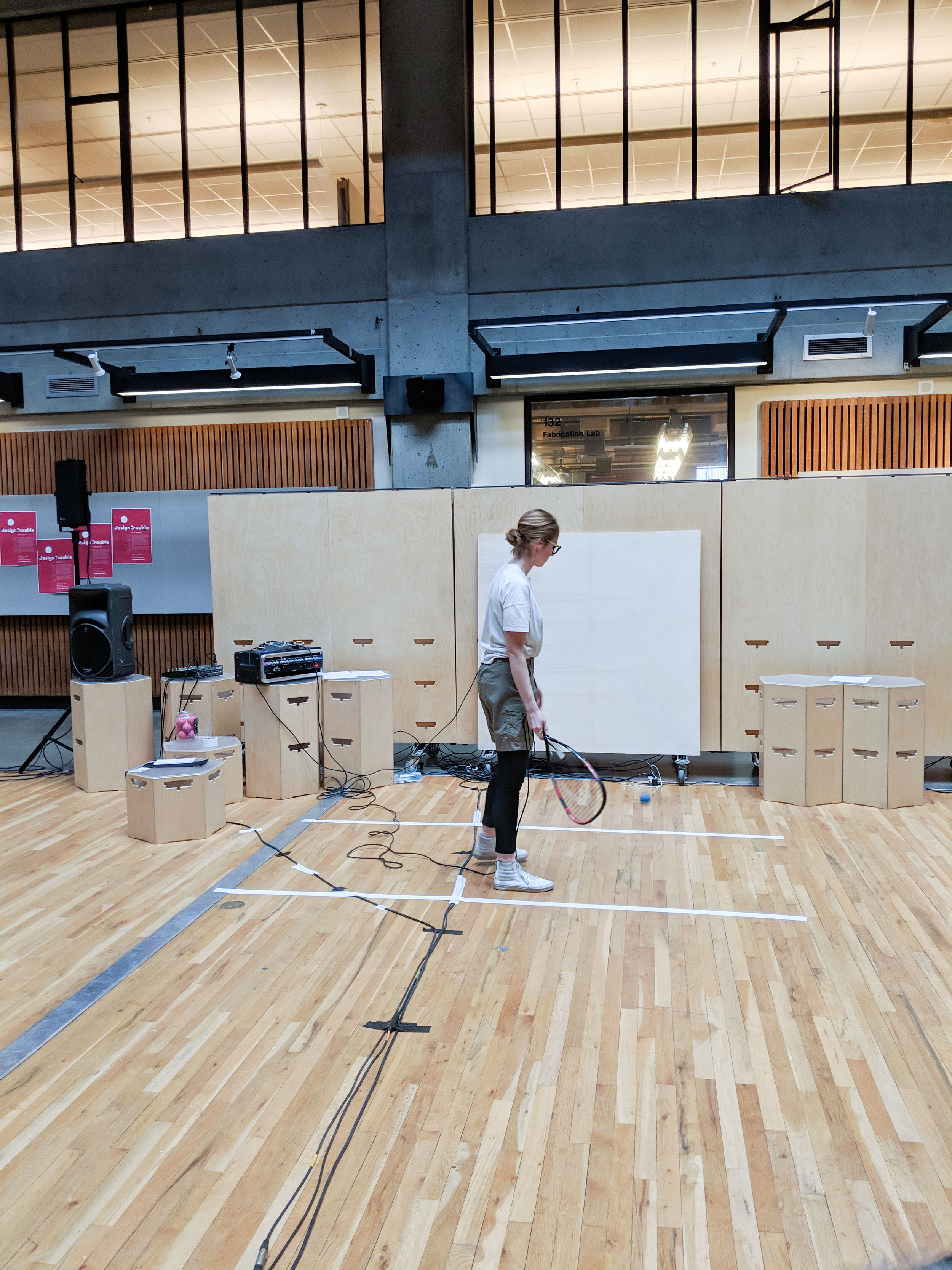 Design Trouble Symposium, Gould Hall of University of Washington, April 4, 2019
