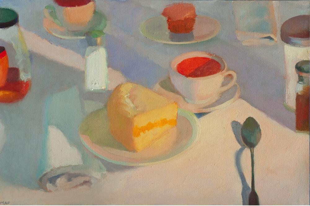 Yellow Cake 3