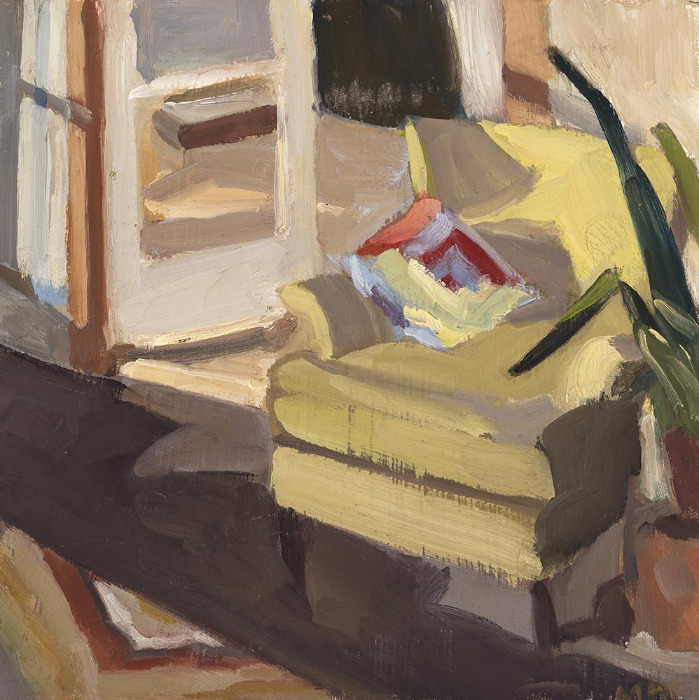Yellow Chair 1