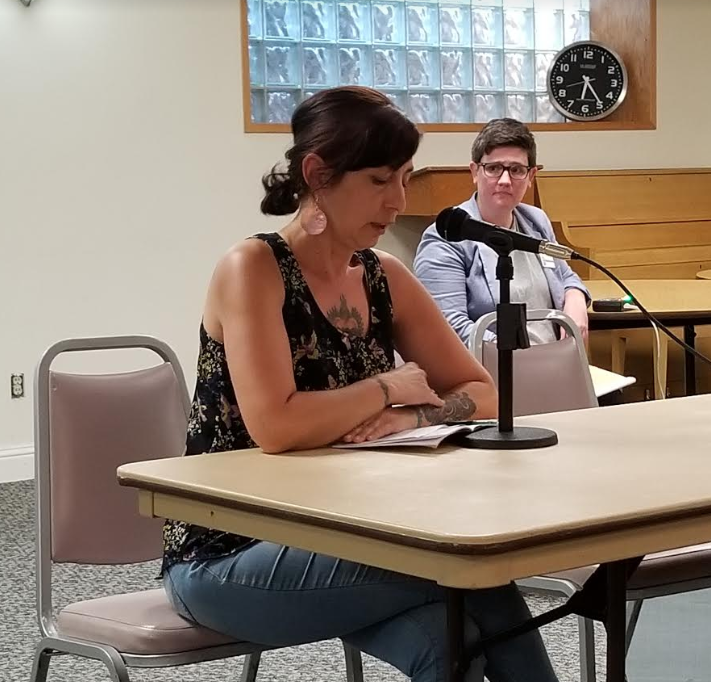 Jessica Rojas of Northeast Coalition of Neighbors