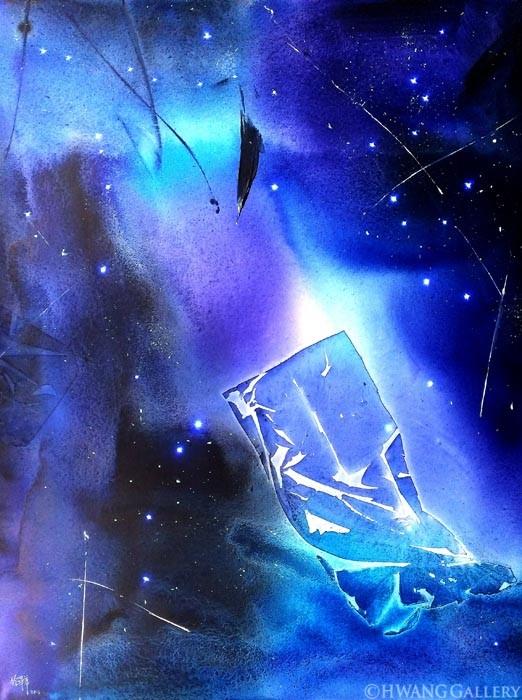 JESSICA PI-HUA HSU_8.----------------Starry-starry-night-I-122x100cm-2013-mixed-media-on-canvas-optical-fiber.jpg