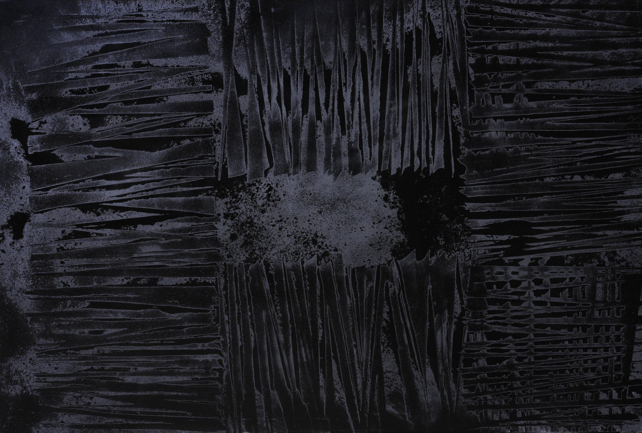 Black Void No. 4, 2016, 194cm x 130cm 120F, Oil on Canvas.jpg