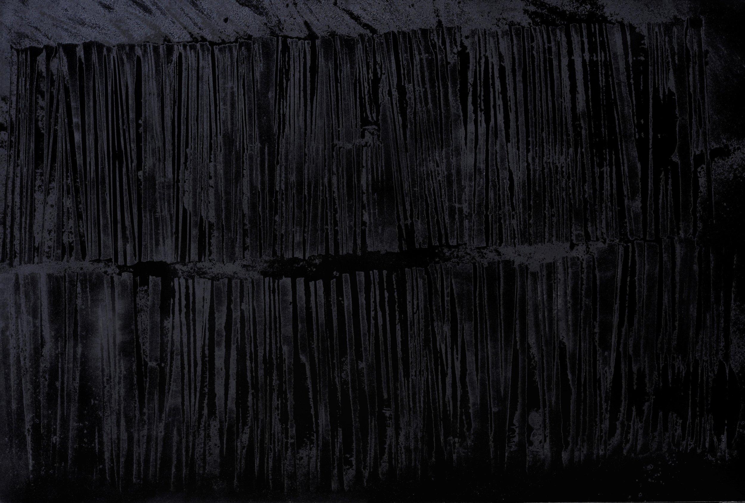 Black Void No. 5, 2016, 194cm x 130cm 120F, Oil on Canvas.jpg