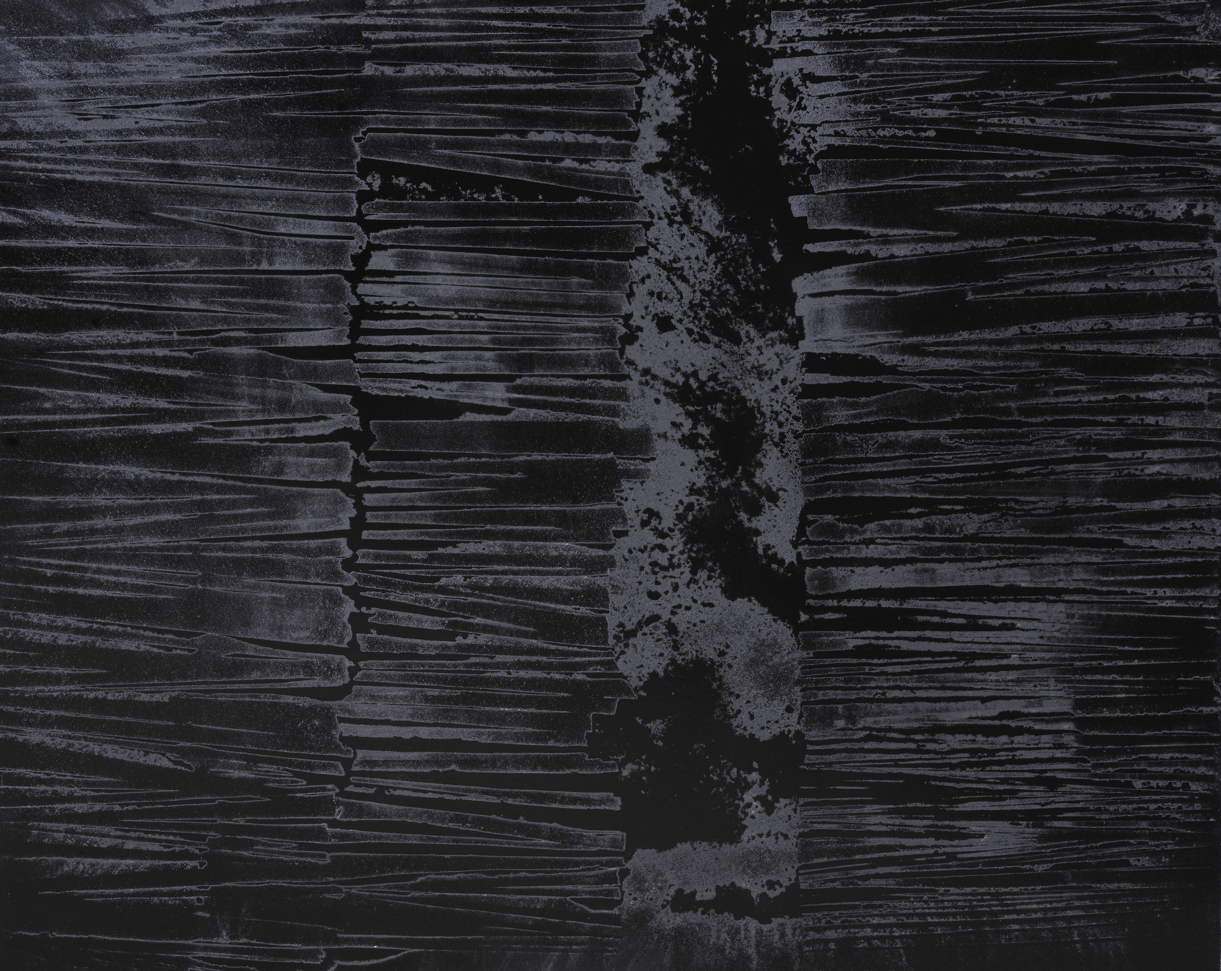 Black Void No. 8, 2016, 162cm x 130cm 100F, Oil on Canvas.jpg