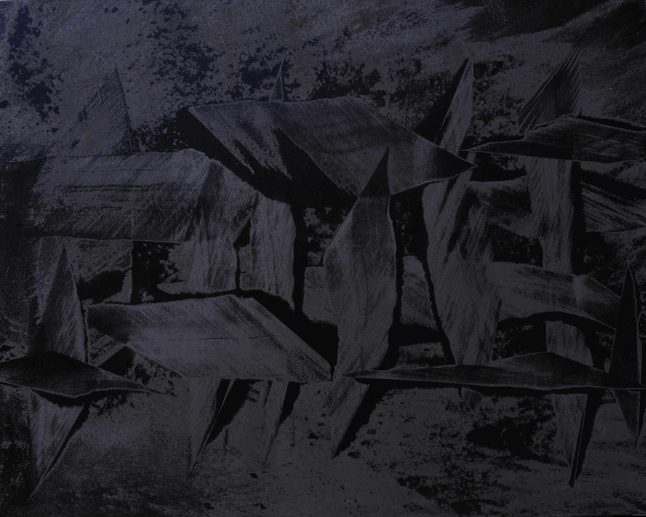Black Void No. 11, 162cm x 130cm 100F, Oil on Canvas.jpg