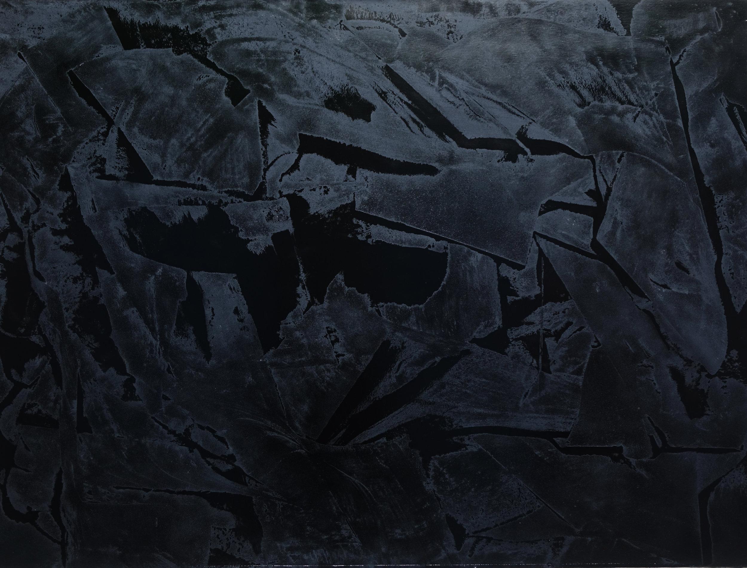 Black Void No. 15, 2017, 259cm x 194cm 200F, Oil on Canvas.jpg