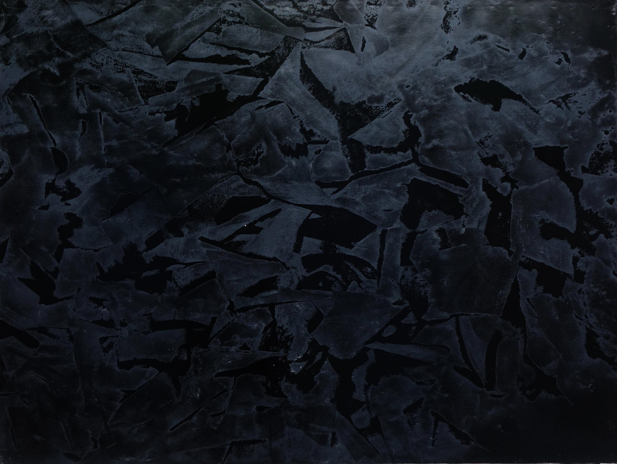 Black Void No. 19, 2017, 259cm x 194cm 200F, Oil on Canvas.jpg