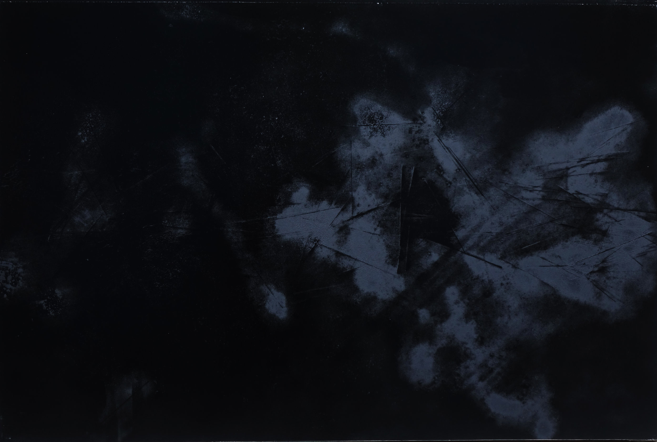 Black Void No. 30, 2016, 194cm x 130cm 120F, Oil on Canvas.jpg