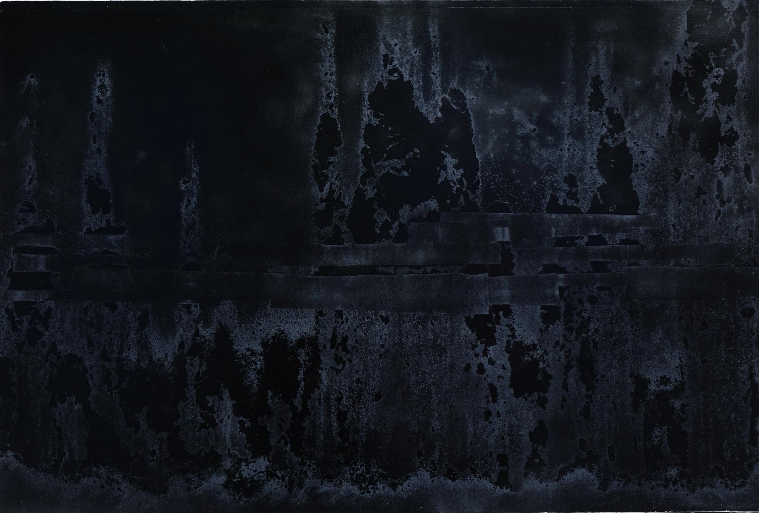 Black Void No. 29, 2016, 194cm x 130cm 120F, Oil on Canvas.jpg