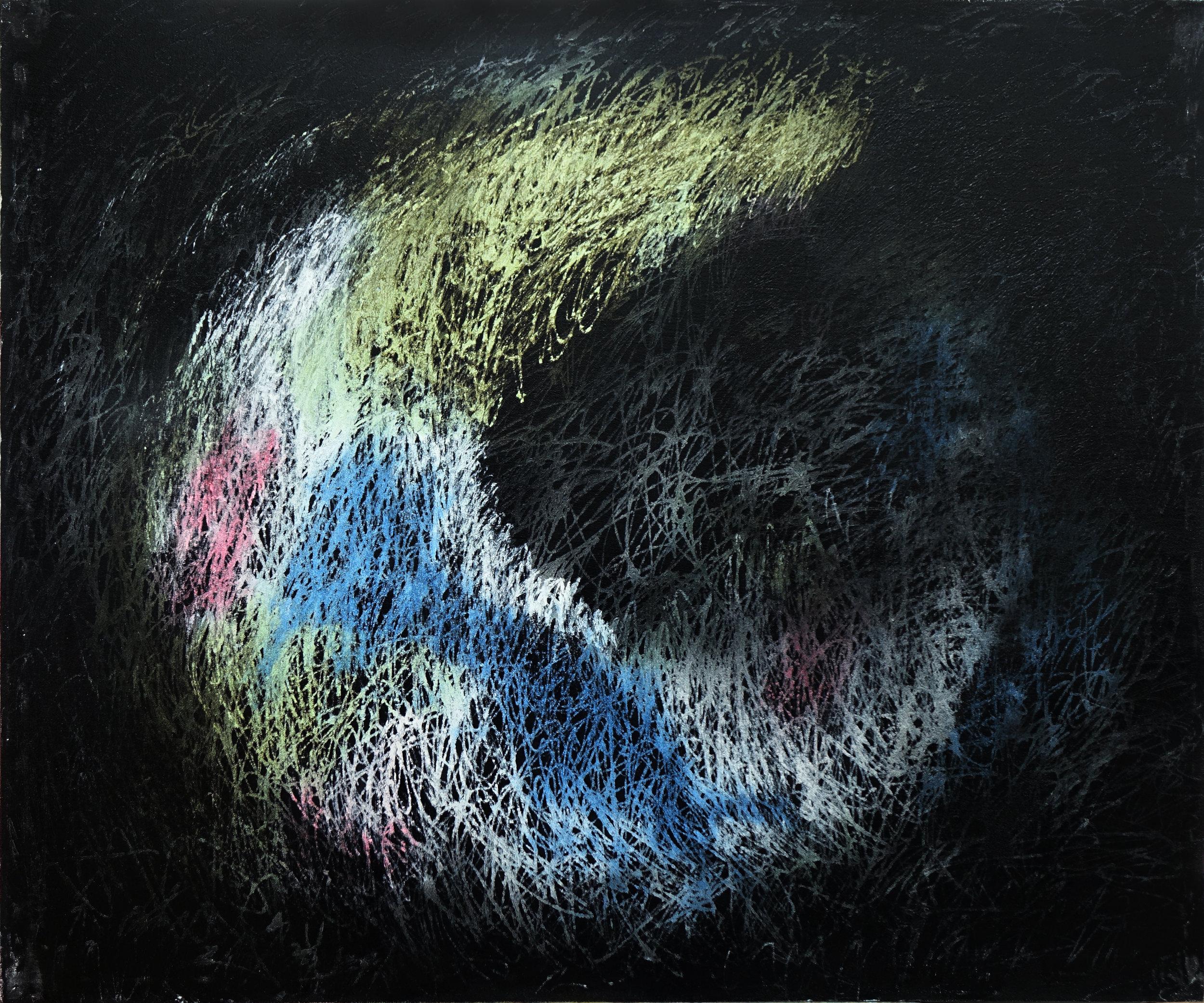 灿 21, 2012, 100cm x 120cm, Oil on Canvas.jpg