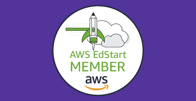 Learnster exklusivt invalda till Amazon Web Services acceleratorprogram för startups.