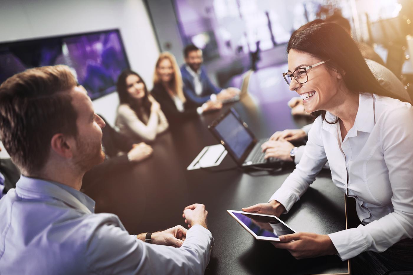 Utbilda med hjälp av varierade lärmiljöer. Perfekt för dig som exempelvis arbetar på ett utbildningsföretag eller som utbildande konsult.