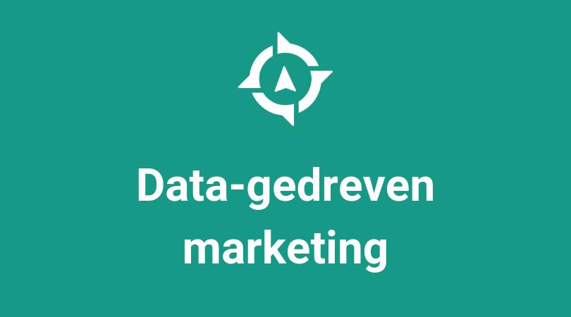 Data-gedreven marketing
