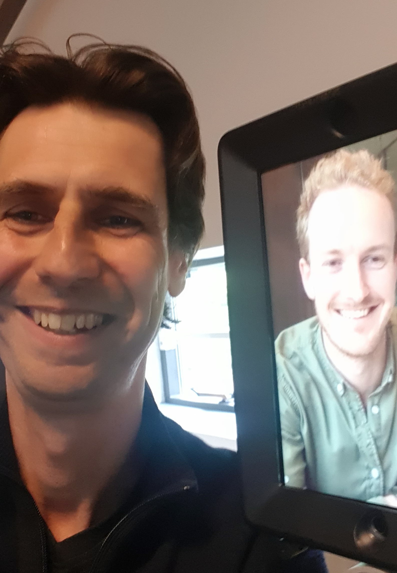 Interview Randall van Poelvoorde