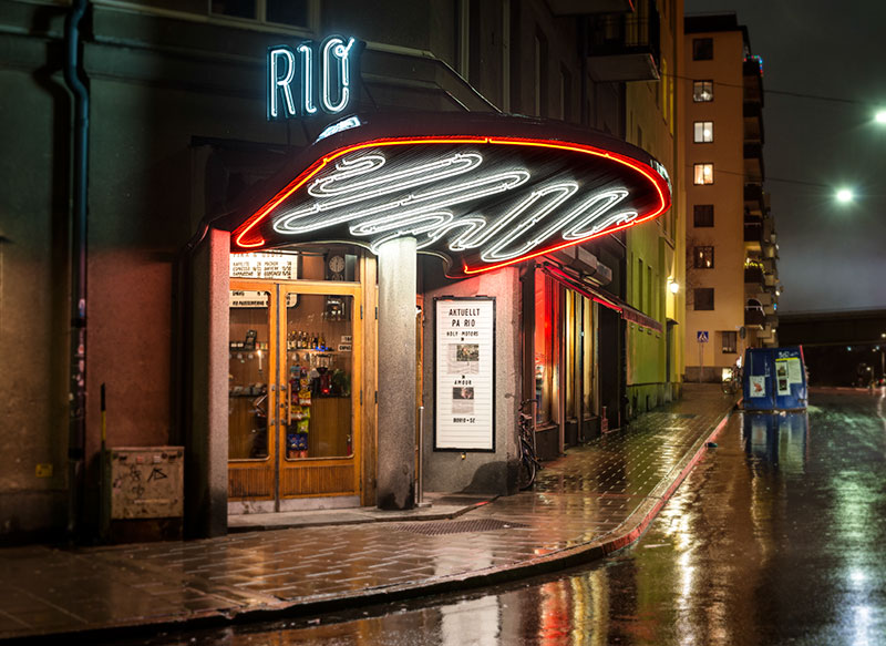 STOCKHOLM Premiere June 12, 19:30pm - BioRio Stockholm, Hornstulls strand 3TICKETS Available HERE