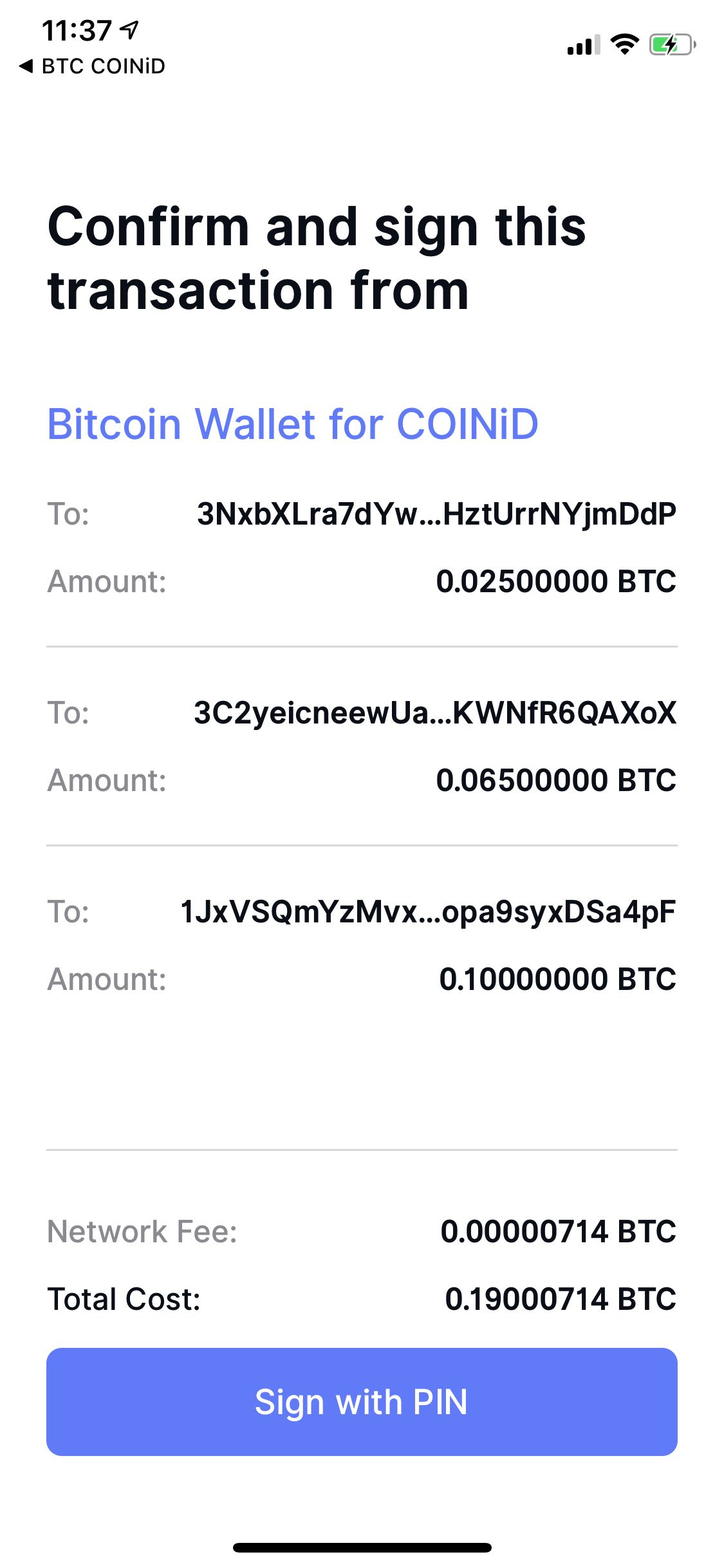 Batched transactions make it much easier!