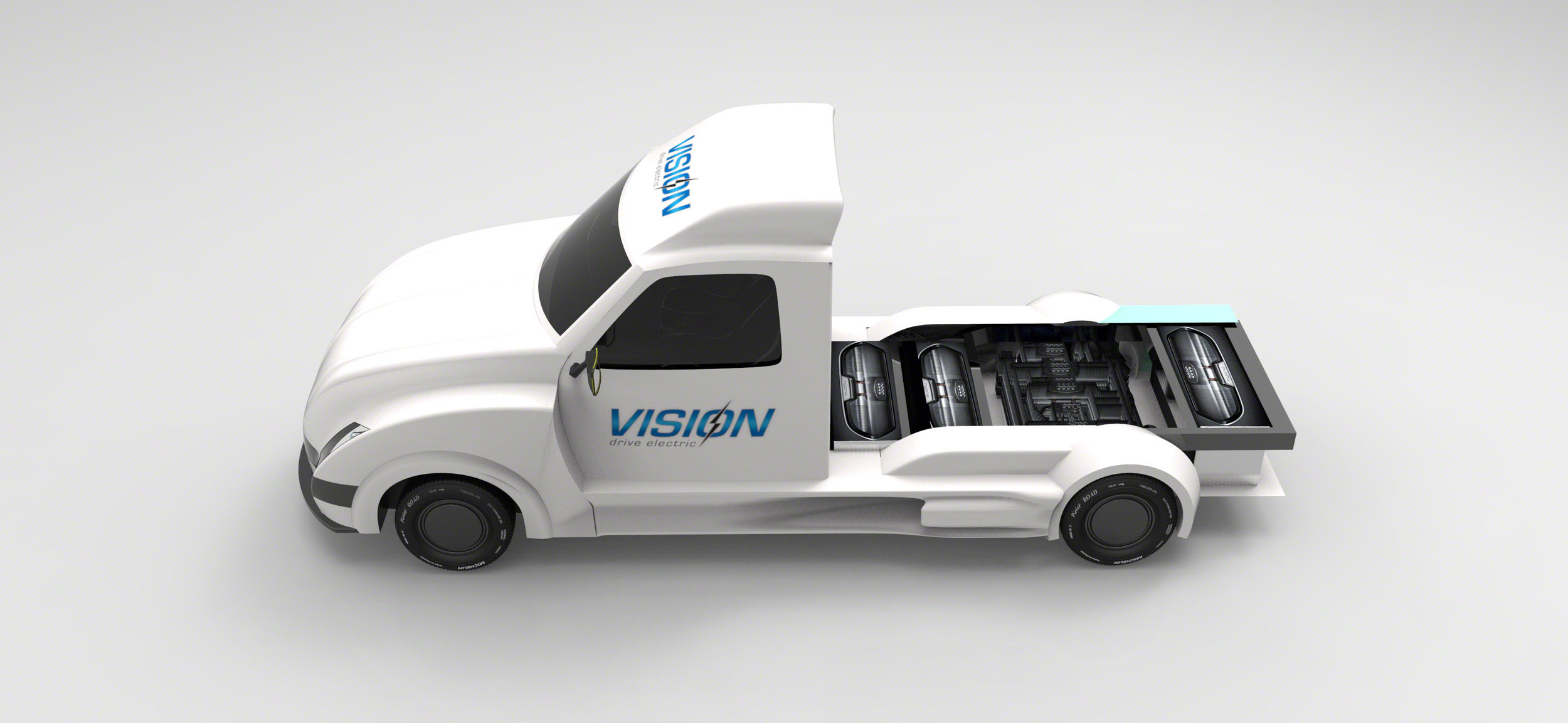 VISION ELECTRIC TRUCK
