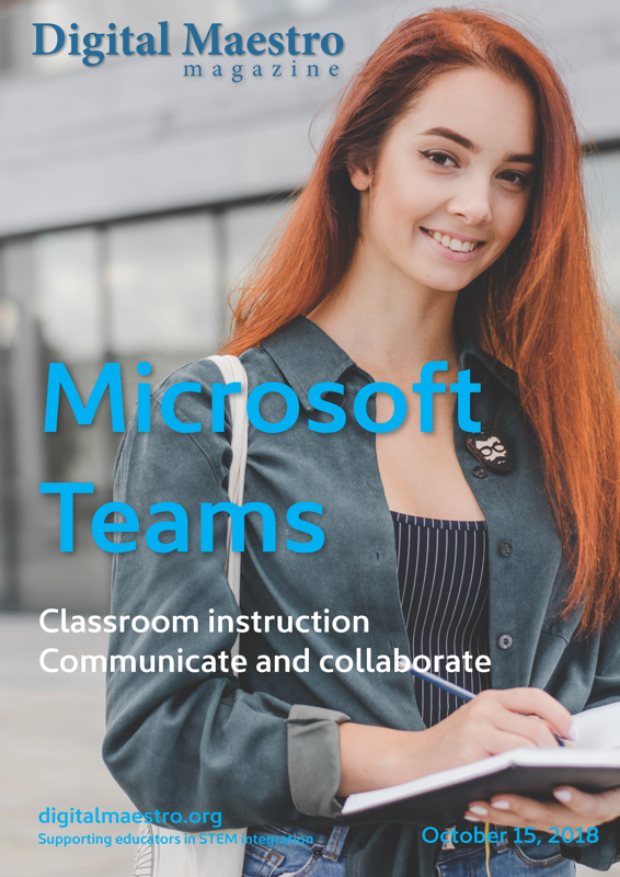 Microsoft Teams - Setup for use in the classroom. Use the communication portal to collaborate and share content.