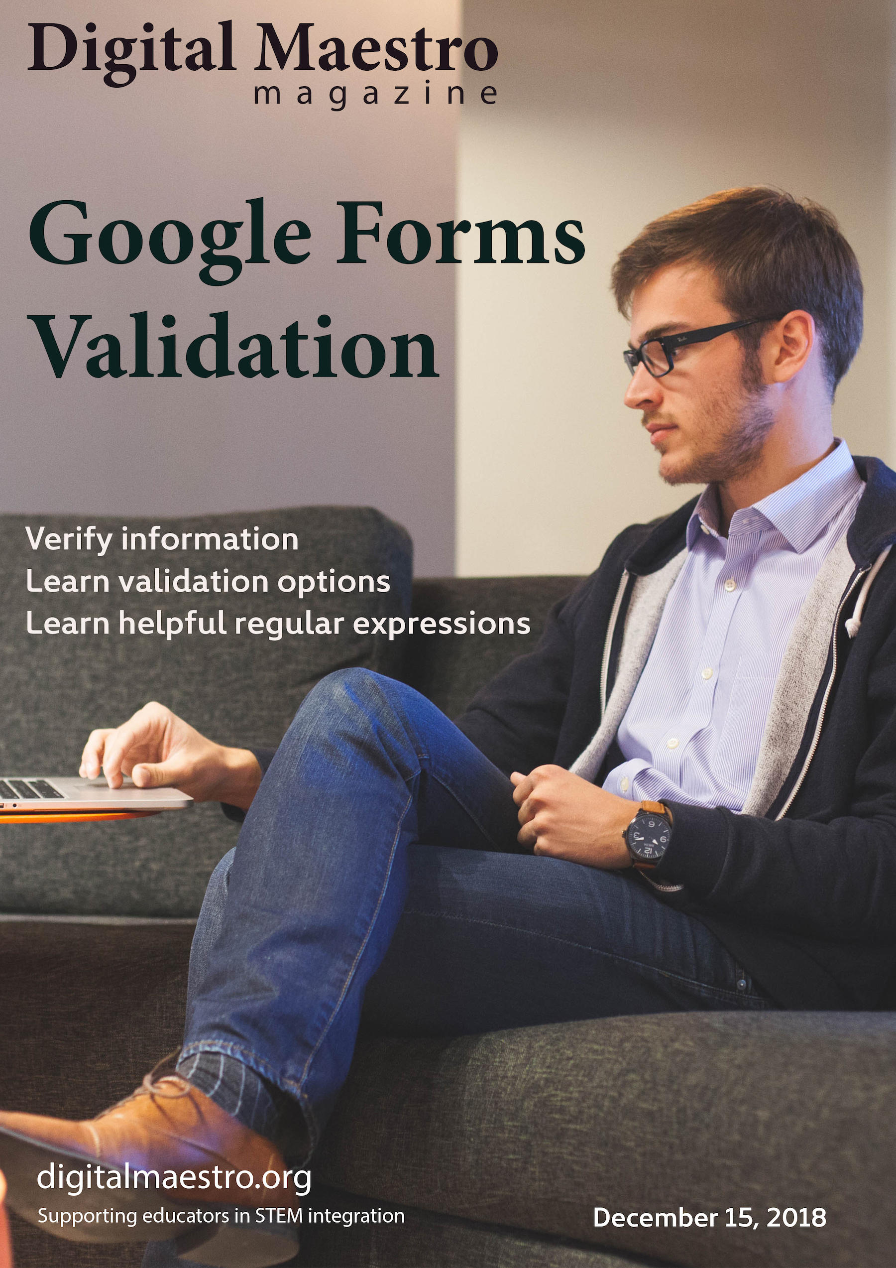 Google FormsValidation - Validate information in forms before submission. Learn how to use validation options. Learn helpful regular expression for input validation.
