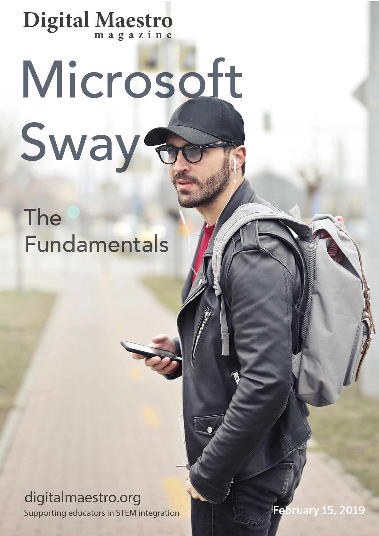 Microsoft Sway - Learn the fundamentals for using Microsoft Sway. Create a student project complete with images and animation.