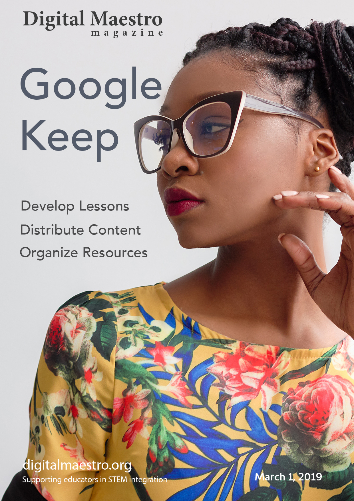 Google Keep - Create and push instructional content. Include images, annotations, and resource links. Develop complete lessons within Google Keep.