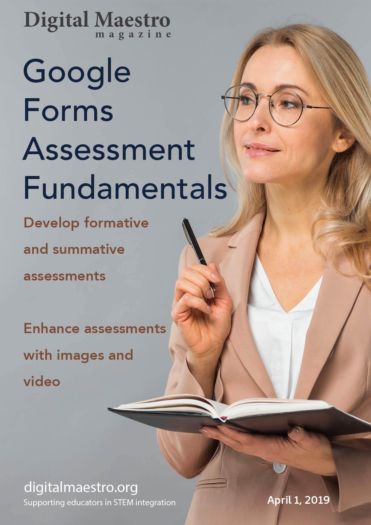 Google Forms Assessment Fundamentals - Learn how to create basic assessments with Google Forms. Use student feedback to support students. Use validation to help grade quizzes. Set minimum paragraph length for student responses.