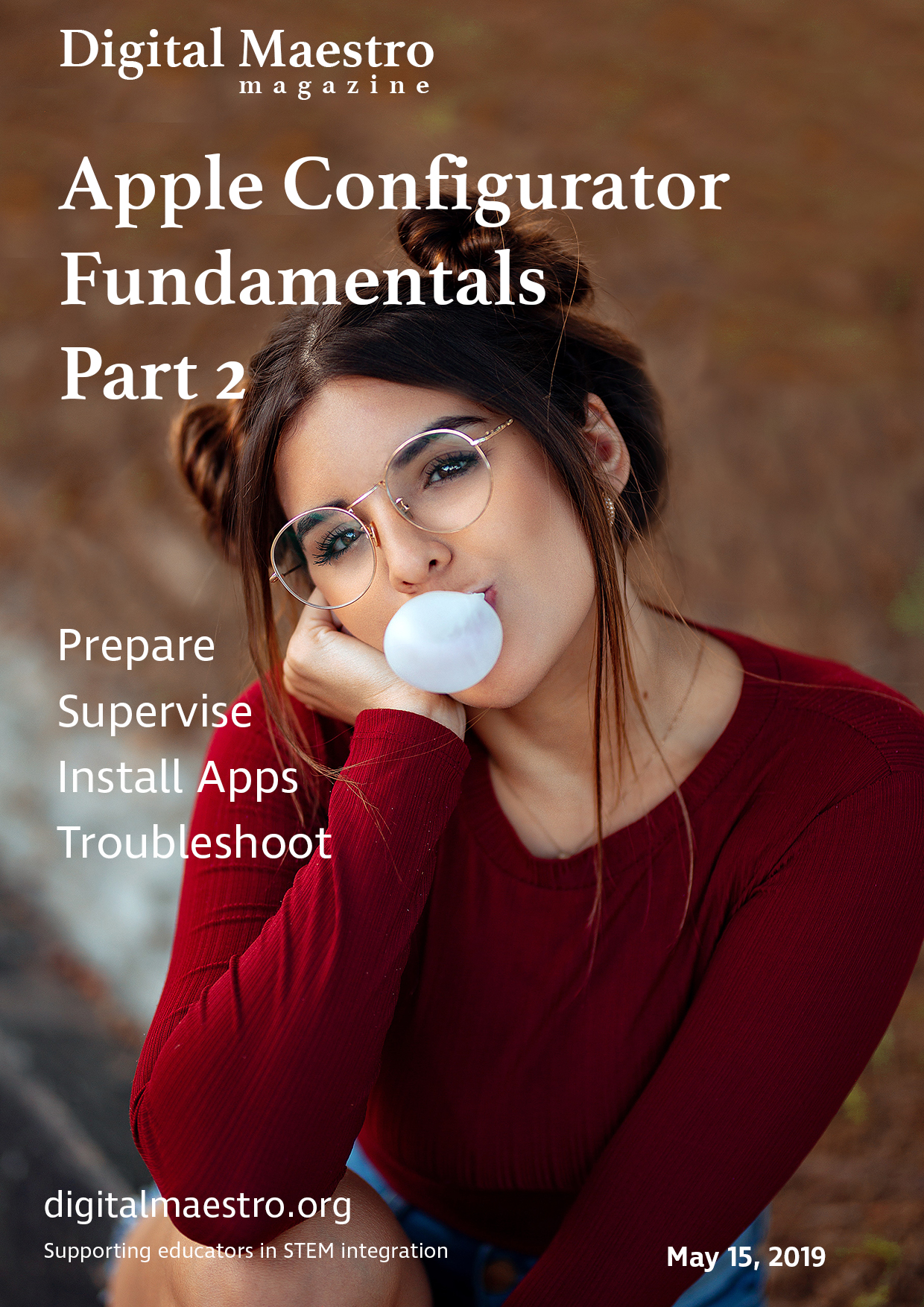 Apple Configurator Fundamentals Part 2 - Prepare Supervise Distribute Apps