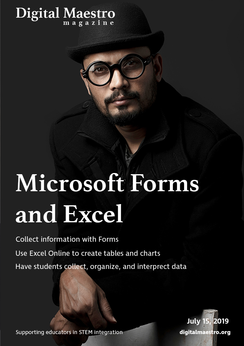 Microsoft Forms and Excel - Collect and graph data online