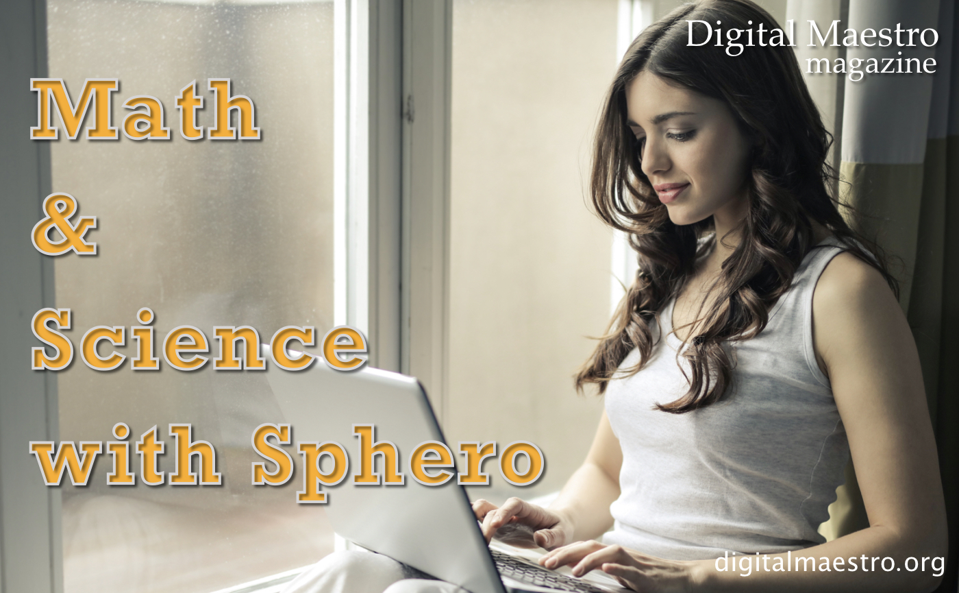 teach math and science with Sphero