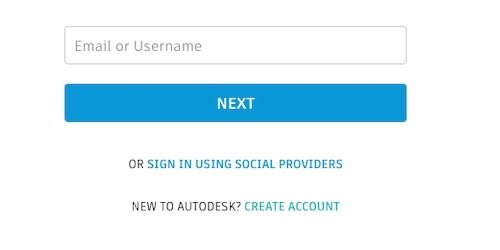 create account with social provider