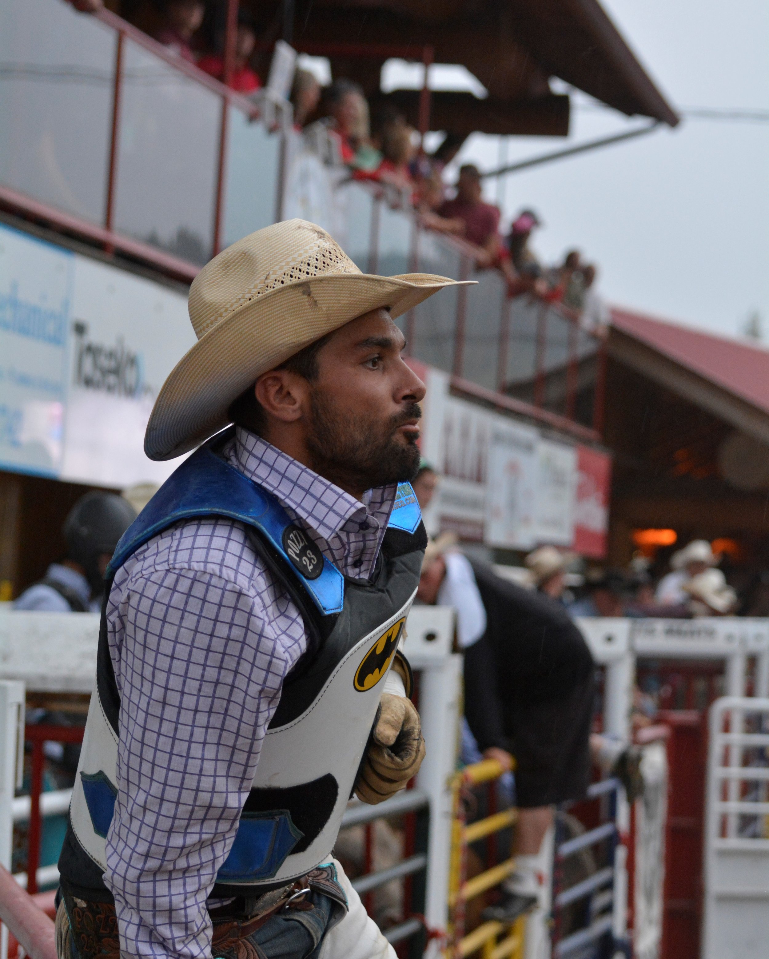 Get your best rodeo seats -