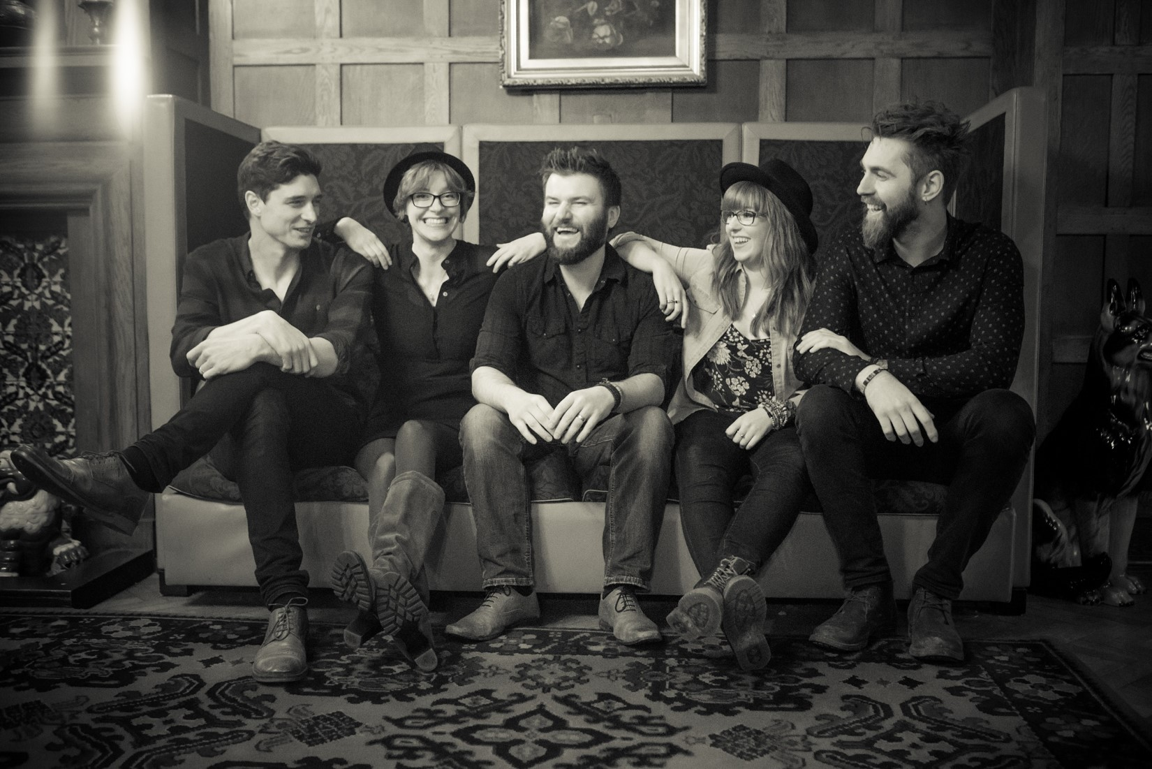 THE ROGUE EMBERS - With a mosaic of high quality musicians and an award winning songwriter under their belt, The Rogue Embers are burning brightly in the current music scene. This is Country Folk with attitude; expect a foot stompin', hand clappin' experience.