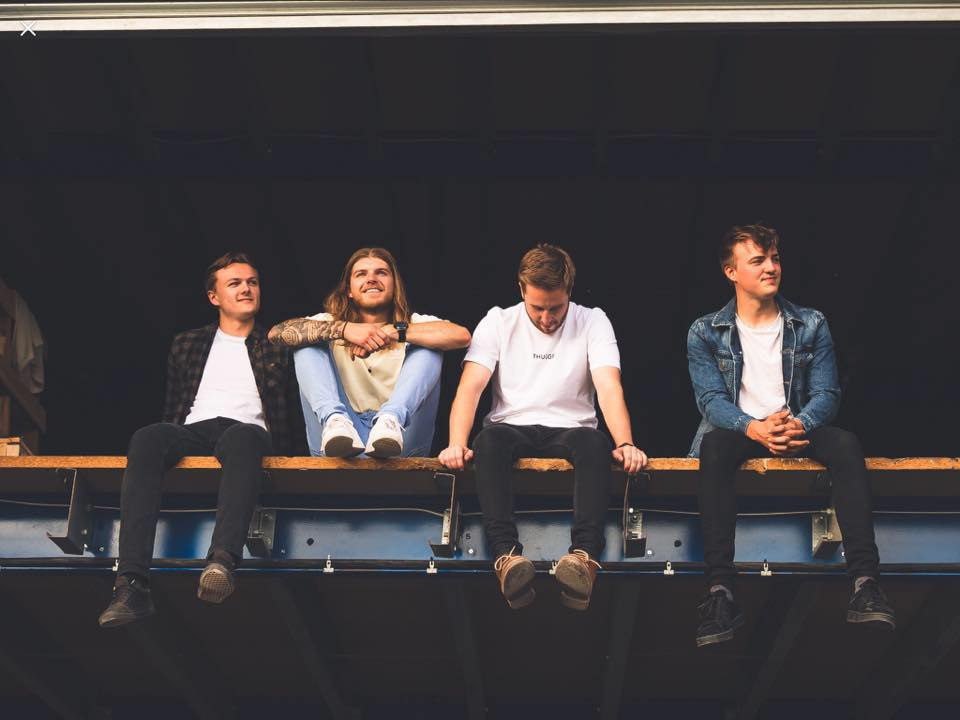 Henderson - Off the back of a tour of Scotland, Wildside welcomes four piece pop/indie band Henderson are a crowd favourite who know how to get a crowd going! Get your dancing shoes ready as Henderson bring songs with rhythm.