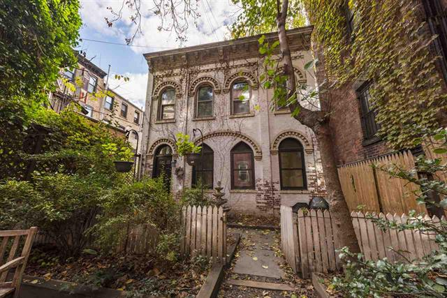 Under Contract 01/18 - 275 8th St, Jersey City, NJCarriage House / Condo