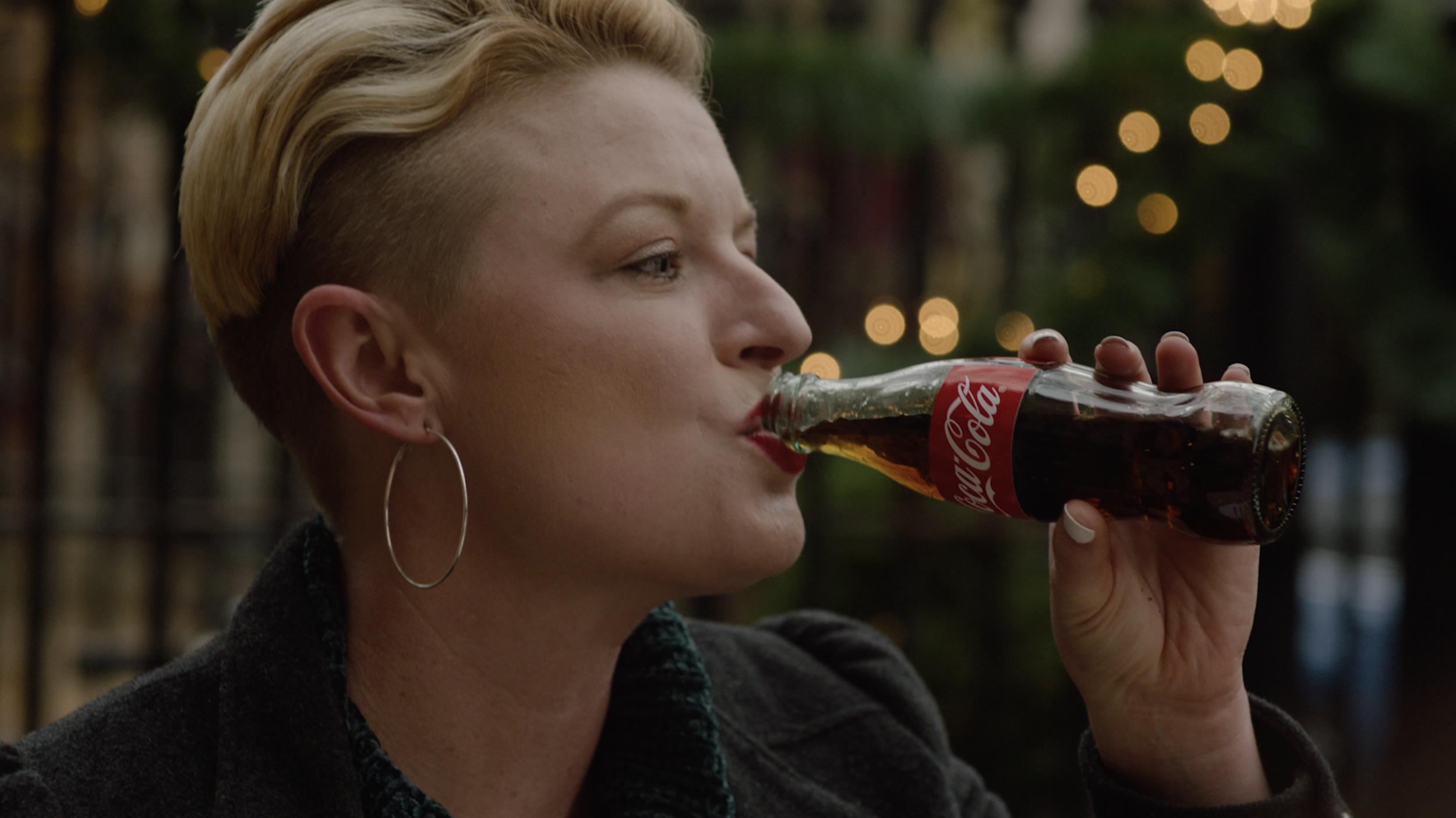 Coca Cola x Thrillist