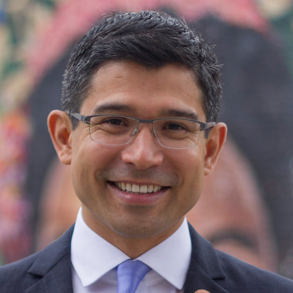 Cncl. Carlos Menchaca