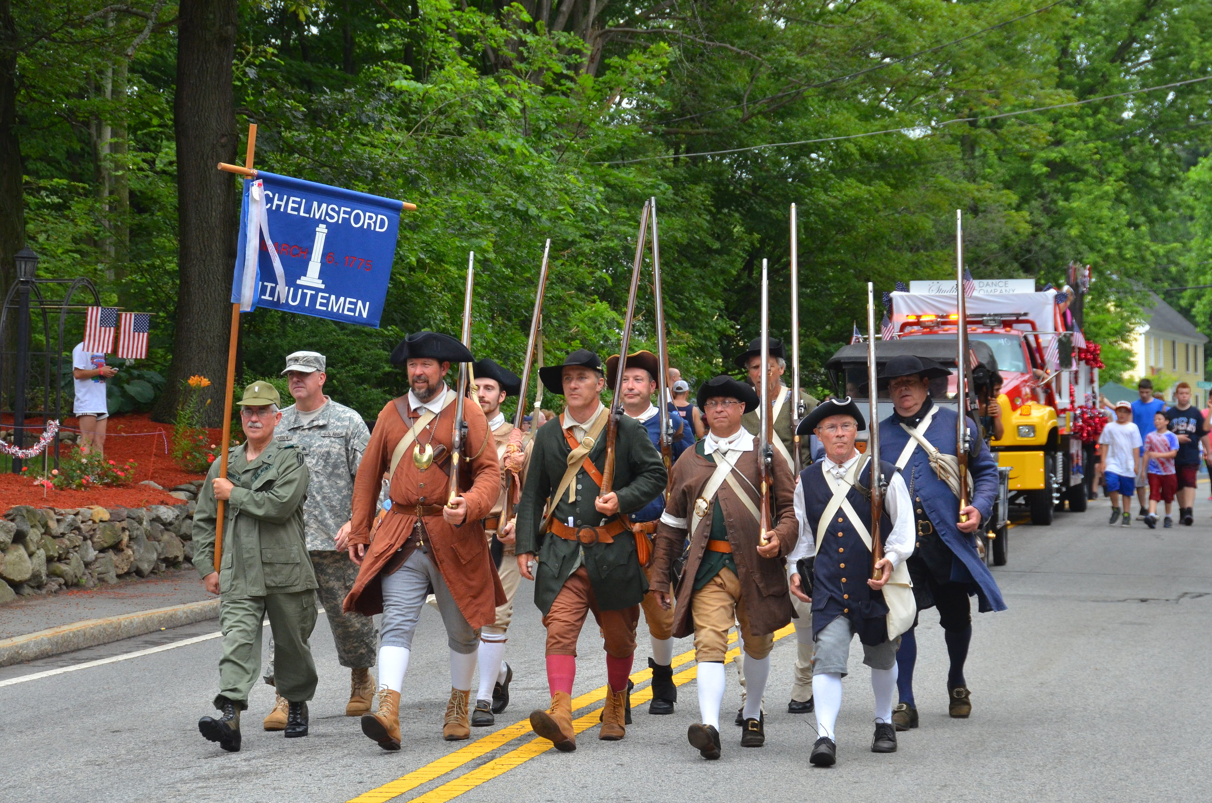 4th of July Parade 2014   by Don Miffitt