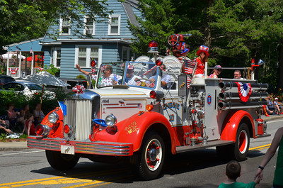 4th of July Parade 2013   by Don Miffitt