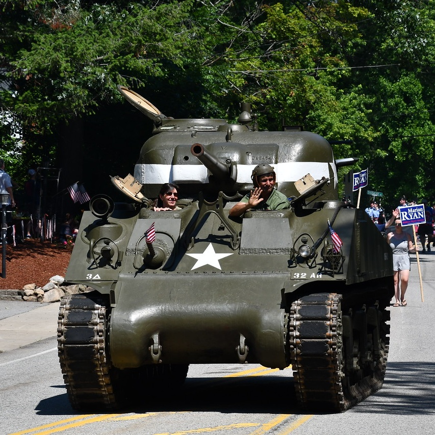 4th of July Parade 2018  by Don Miffitt