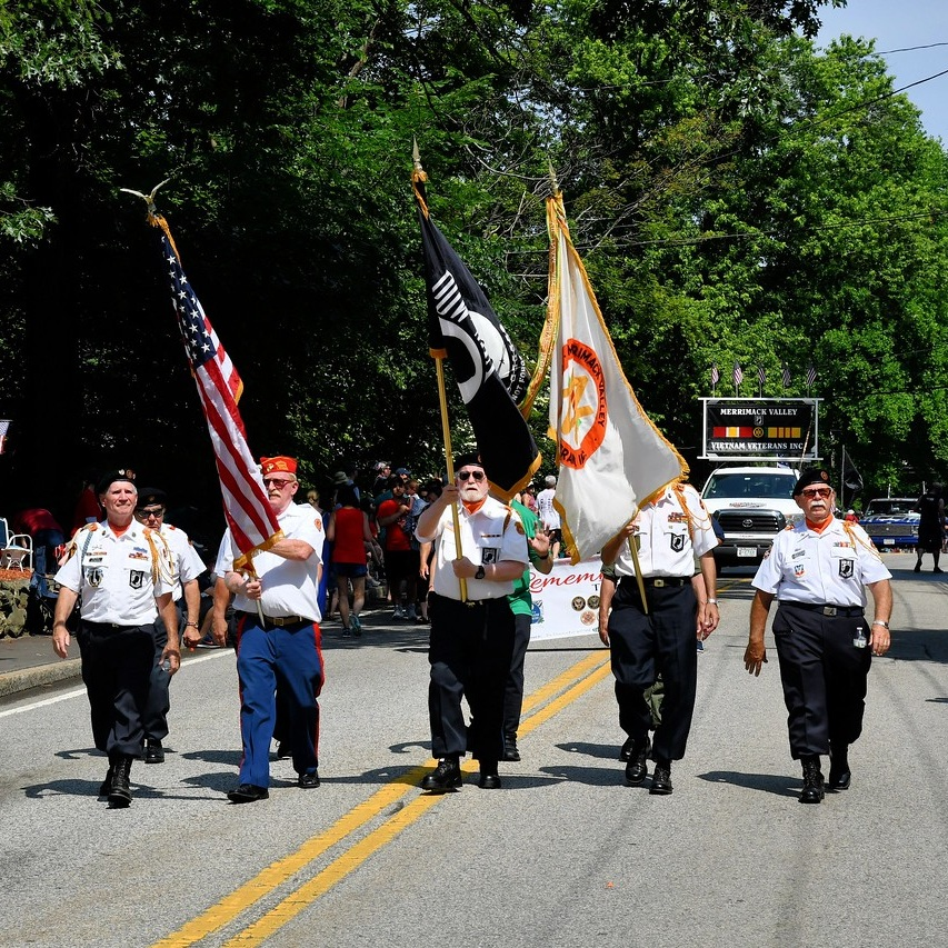 4th of July Parade 2019  by Don Miffit