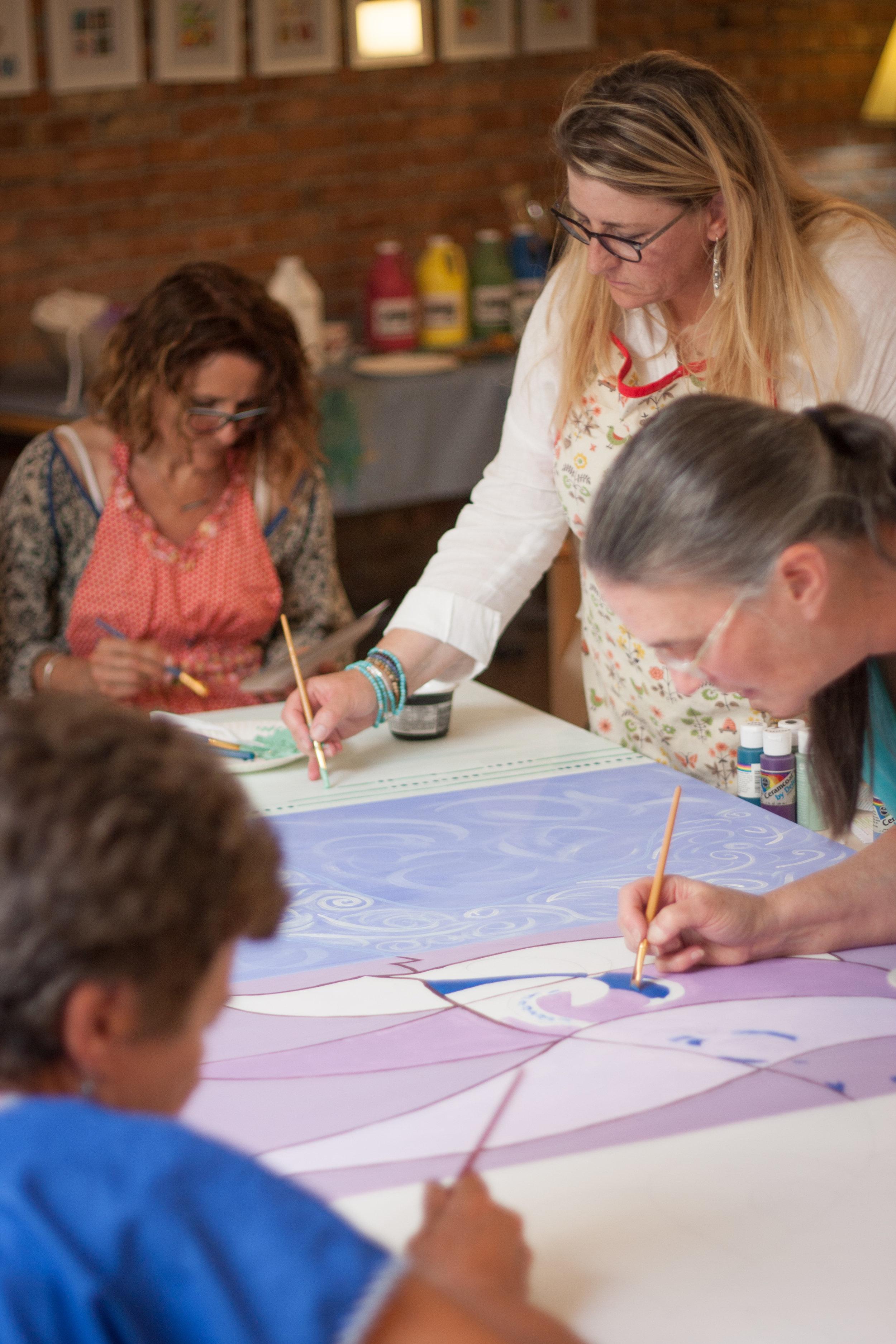 workshops — LIVING ART OF MONTANA