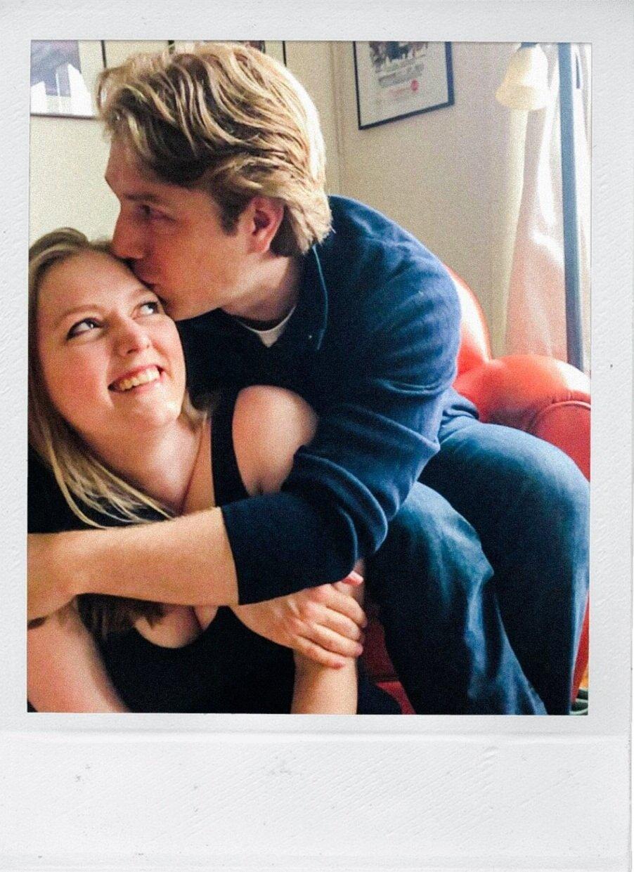 Couple photos taken through FaceTime