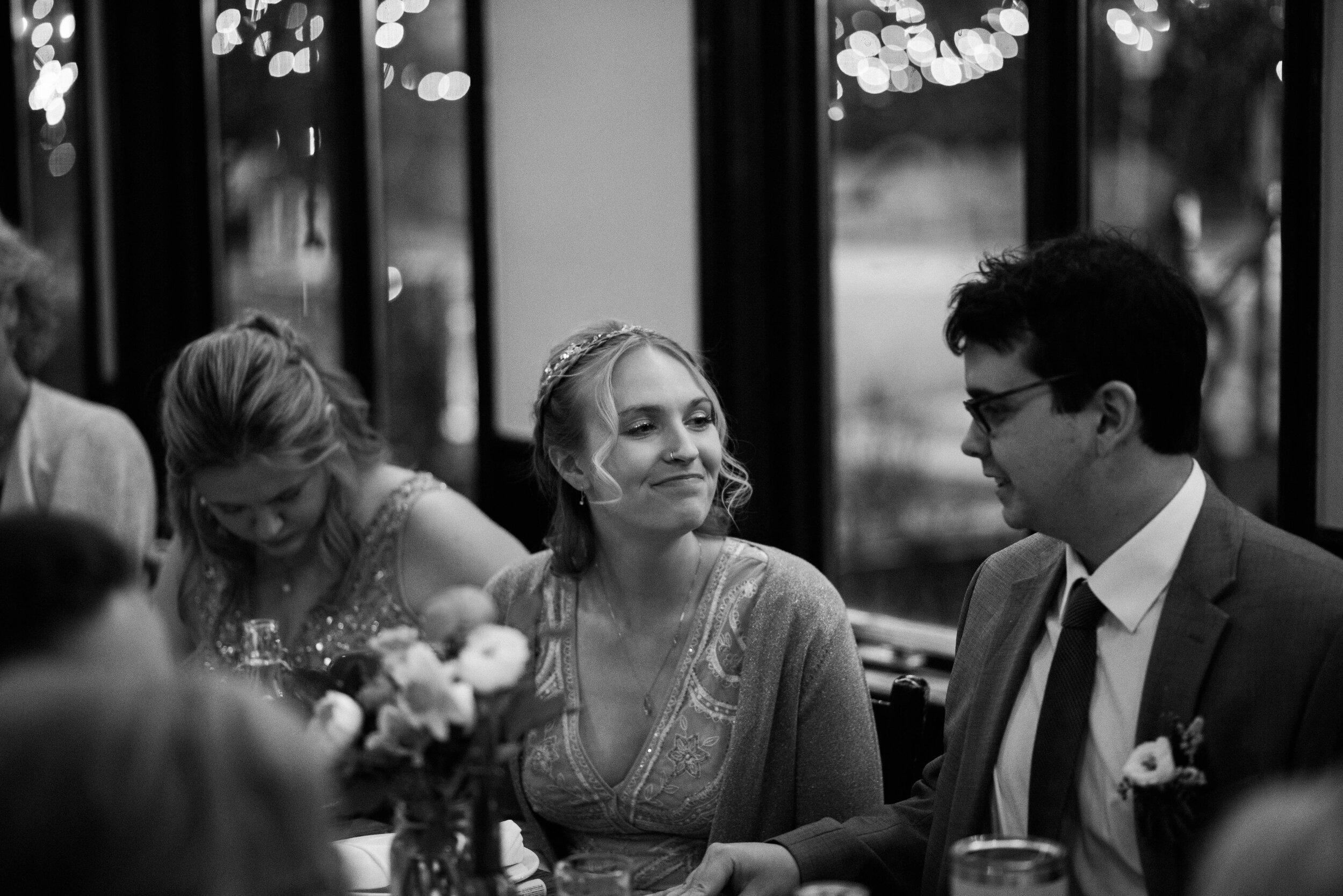 Cozy Winter Wedding at Big Bear Cafe