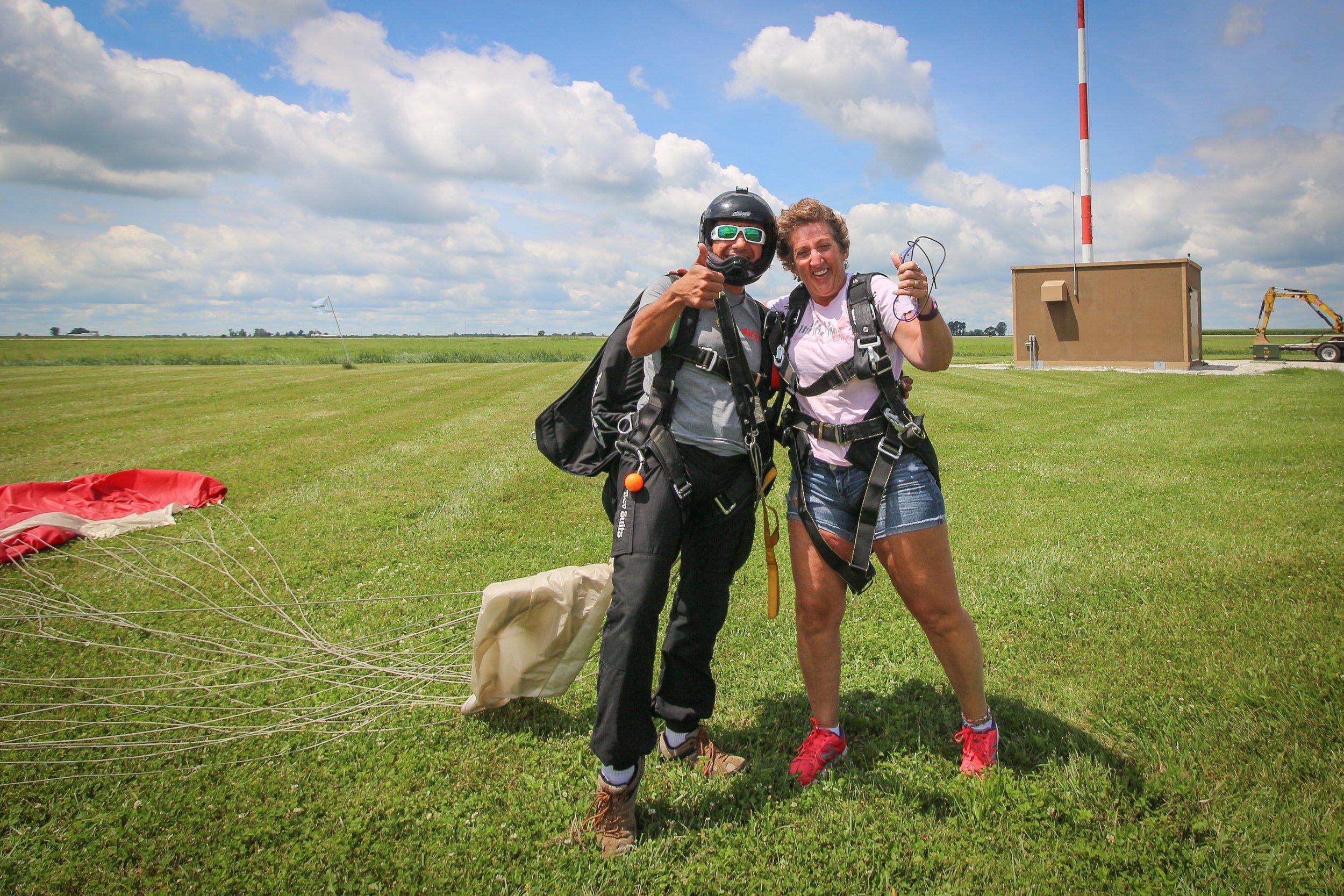 Stephanie Probst Survivor Jump