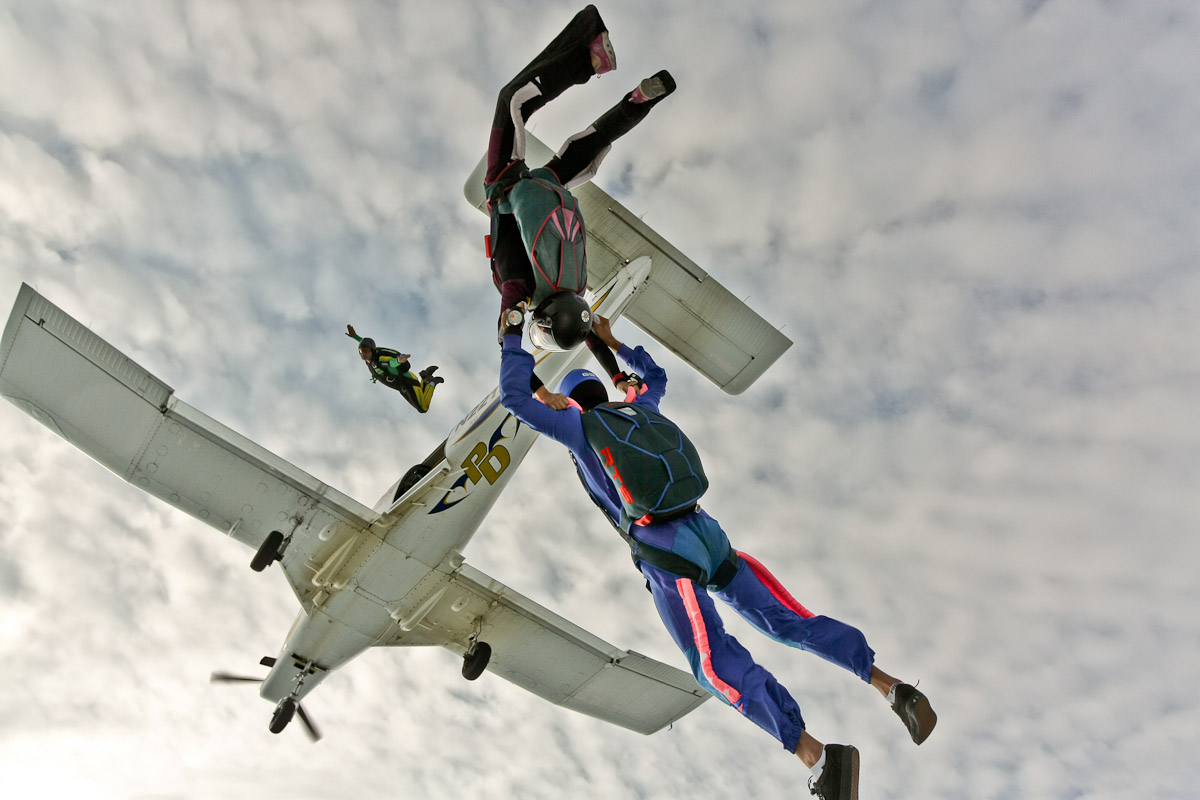 Refresher courses keep experienced jumpers safer