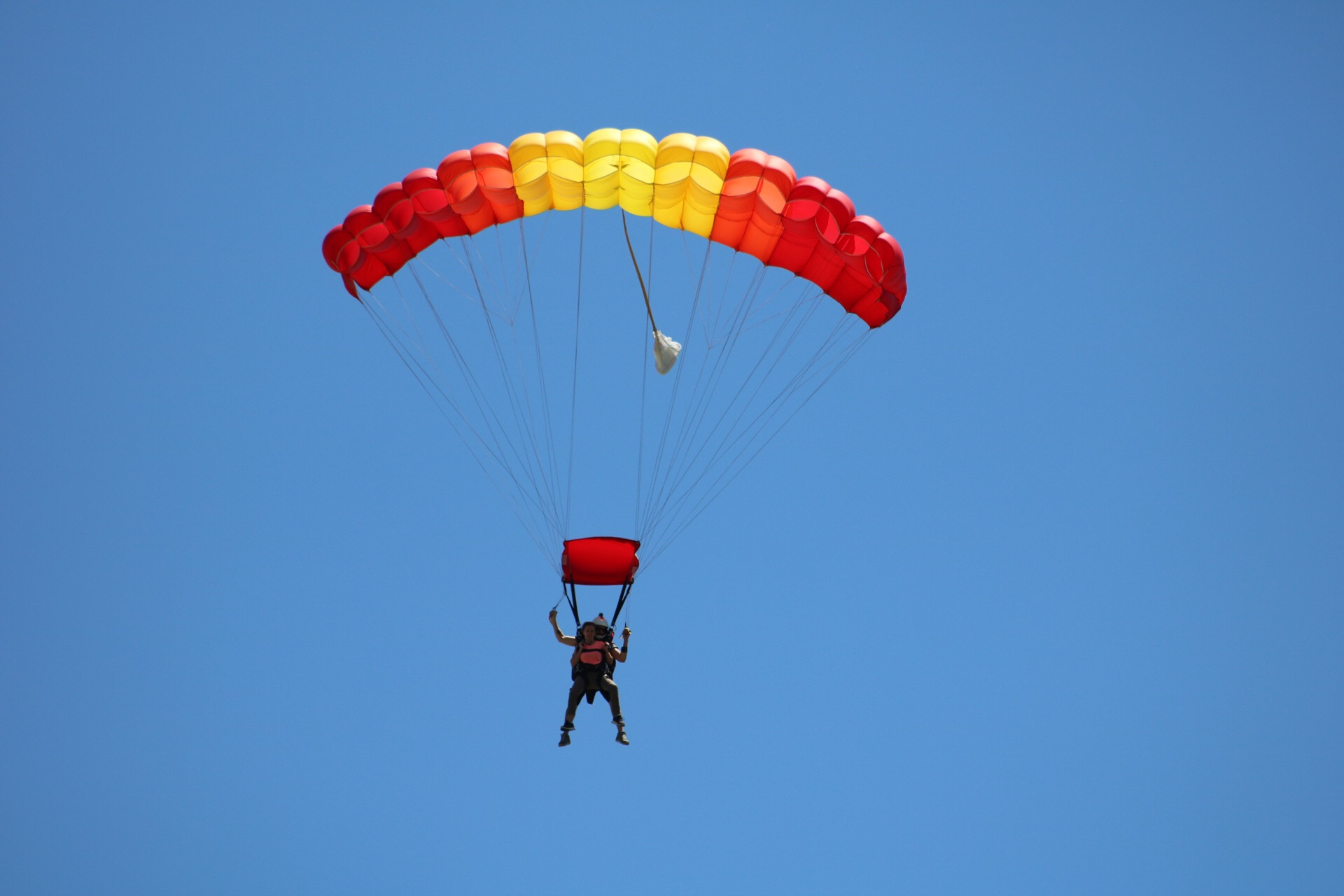 weight limits for tandem skydives