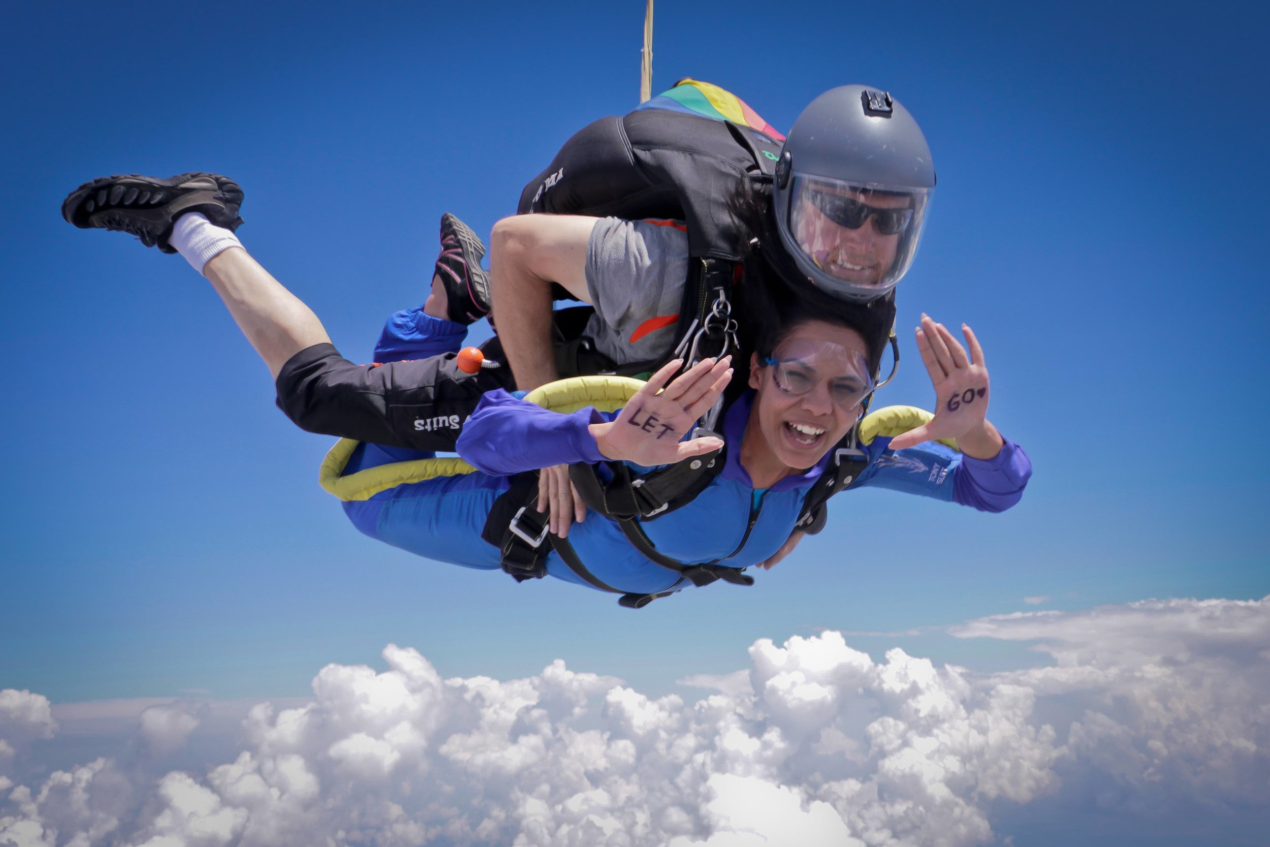 Life and skydive philosophy