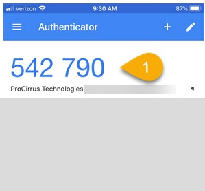 Use free google authenticator APP - This is a free app that you can download to your phone. The app can support multiple sites if you have multi-factor for other locations!