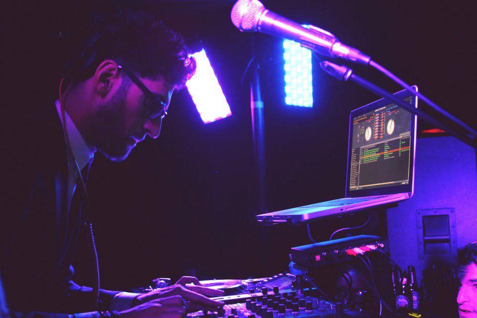 Myspace x Denon Headphones event with Questlove & Chromeo  →